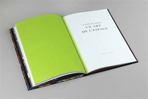 art book layout design beautiful book design north