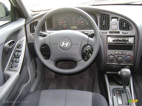 2005 Hyundai Elantra Interior by 2005 Sterling Metallic Hyundai Elantra Gls Hatchback 16844720 Photo 15 Gtcarlot Car