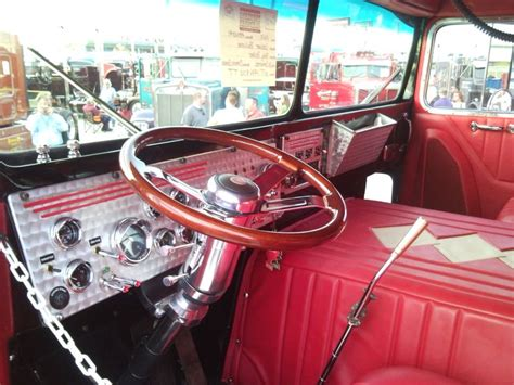 Kenworth K100 Interior by 1950 S Nose Kenworth Interior Big Rig Interior