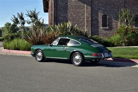 porsche dark green seller of classic cars 1966 porsche 912 green black