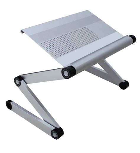 Furinno Adjustable Laptop Desk Furinno Adjustable Vented Laptop Table
