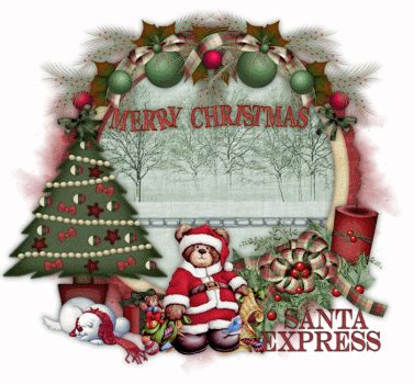 christmas signature tags