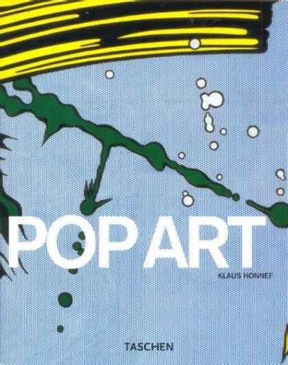 pop art taschen basic taschen book covers 400 449