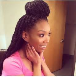 senegalese twist using marley hair senegalese twist w marley braid hair black hair pinterest
