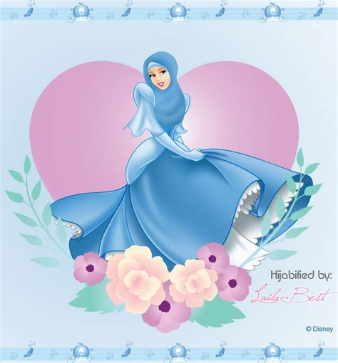 hijabi princess all about cinderella