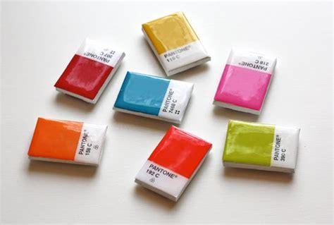 Handmade Fridge Magnets Ideas - creative diy birthday gifts hative