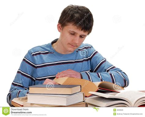 picture of a reading a book boy reading books stock photos image 4233503