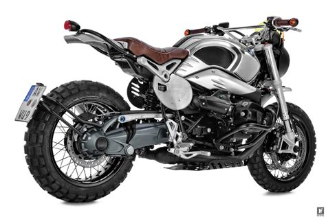 bmw motorcycle scrambler build your own bmw ninet scrambler motofire