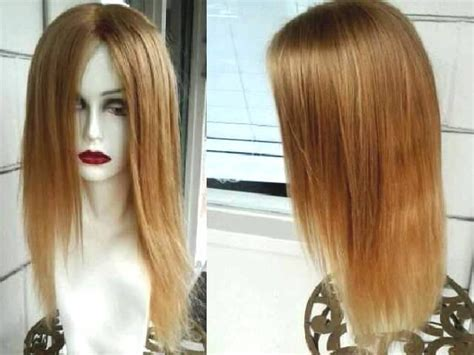 hair extensions for alopecia patients human hair natural looking wigs triple weft hair extensions