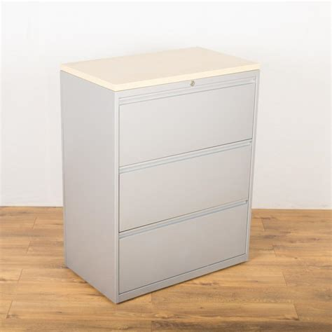 3 Drawer Lateral Filing Cabinet Silver 3 Drawer Lateral Filing Cabinet