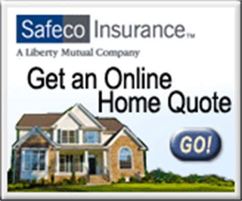 Safeco Insurance Quote California, Auto, Home, Condo