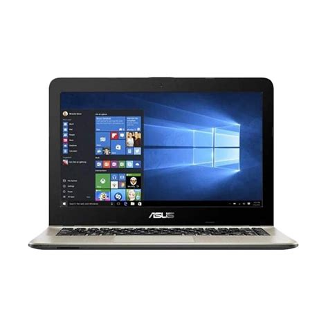 Notebook Asus X441ua Wx330t Black jual intel brand deals asus x441ua ga347t notebook