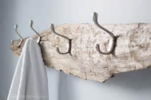 Nautical Bathroom Decor Ideas a beachcomber s towel rack sustain my craft habit diy