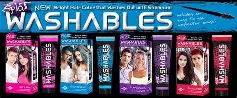 splat washables hair color how to apply splat washables farleyco marketing inc