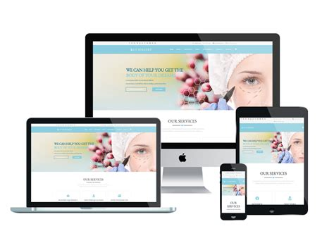 free mobile responsive templates lt surgery free joomla plastic surgery template
