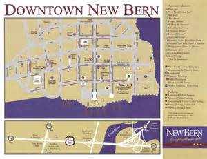 map of new bern carolina new bern map downtown new bern nc usa mappery