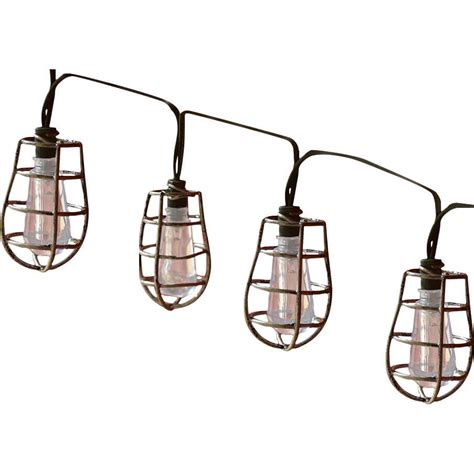 solar light string outdoor string lights nifty homestead