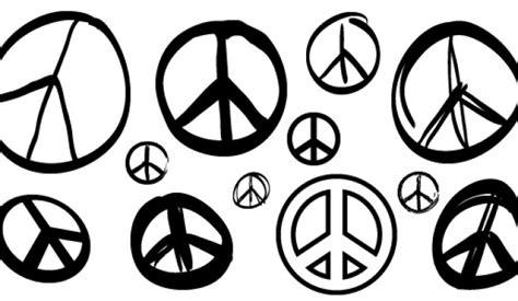 imagenes simbolos paz simbolos de la paz dibujalia dibujos para colorear