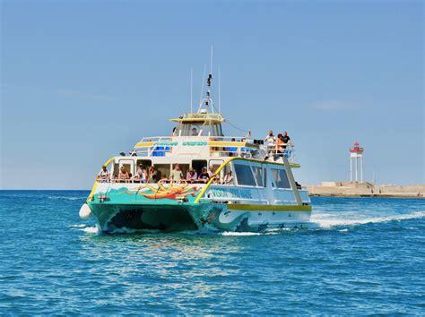 excursion catamaran argeles sur mer activit 233 s et loisirs 224 canet en roussillon dans les