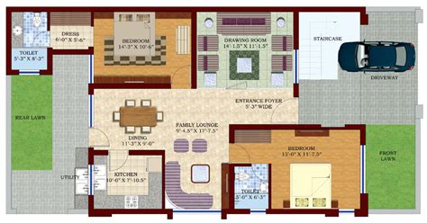 200 yards floor plan duplex chepandi vayya old
