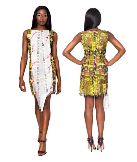 Dress Simply Ori 1 from a simple dress africa fashion style