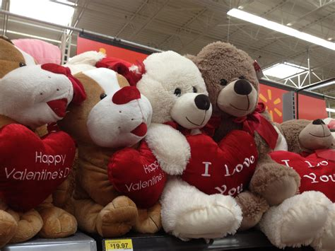 big valentines day bears walmart the world s catalog of ideas