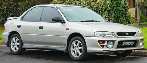 subaru station wagon 2000 2000 subaru impreza station wagon pictures information