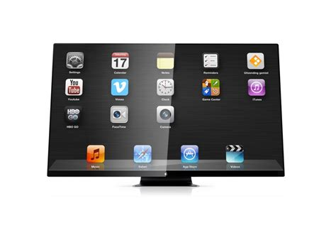 Tv Mobil Concept apple tv concept looks like an imac with ui