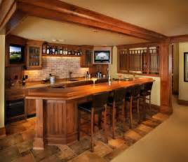 Great Pubs With Rooms - creating a bar or pub atmosphere at home