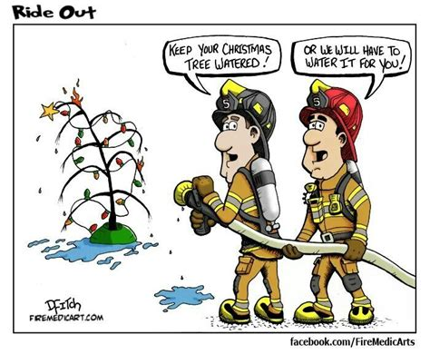 keep your christmas tree watered or we will have to water