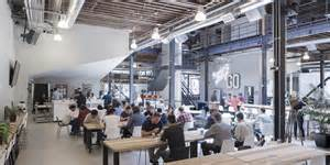 pinterest s trendy headquarters in san francisco s soma