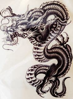 black dragon tattoo urbana resultado de imagen para dragon chino tatto pinterest