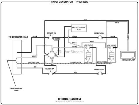 ryobi 2000i wiring diagram ryobi m12 wire diagram basic