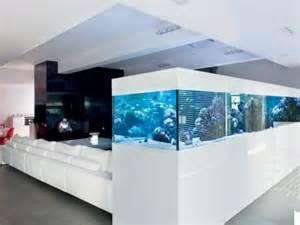 Aquarium Wall Mural aquarium ideen 108 designs zum integrieren in der wohnung
