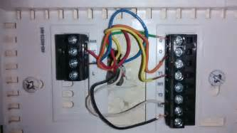 help me wire my new thermostat