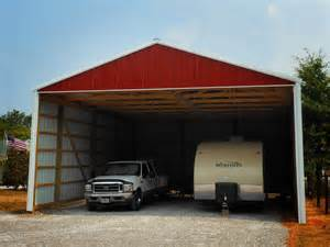 Home Plans With Rv Garage by Red Pole Barns Quotes