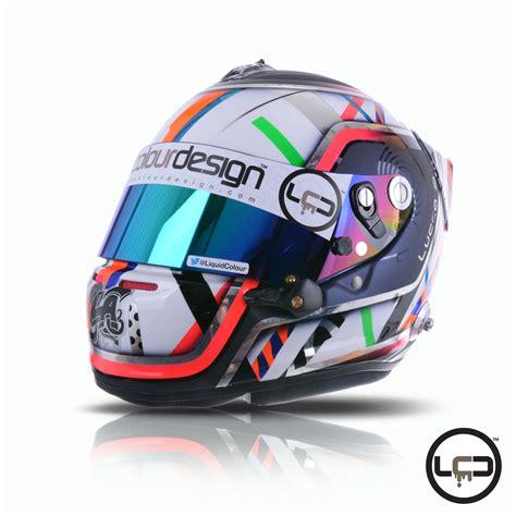 helmet design process lucca allen bespoke deisgn lcd