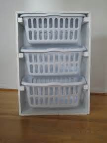 files laundry basket dresser