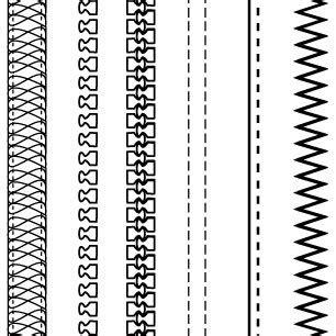 zipper design pattern vector free vectors download 4vector