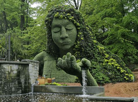 imaginary worlds  atlanta botanical garden