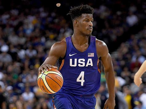 Jimmy Butler And USA Men Ready For Chicago