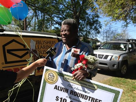 pch prize patrol drops in on louisiana and california pch blog - Does Publishers Clearing House Still Exist