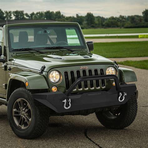 graphite jeep wrangler 07 17 jeep wrangler jk textured black carbon steel