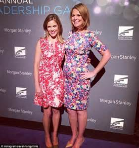 Today Show Samantha Guthrie Pregnant Again 2015 | is savannah guthrie pregnant again 2015