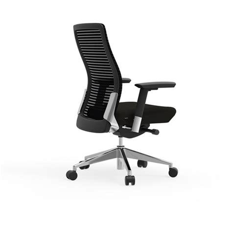 cherryman eon series user friendly ergonomic mesh back
