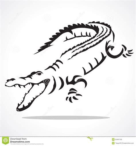 tribal crocodile tattoo designs crocodile da ara f bursa
