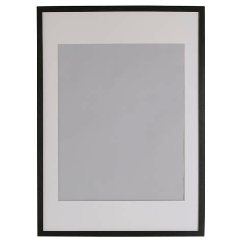 cornici 60x90 ribba frame black 50x70 cm ikea