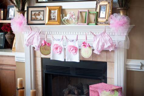Ideas For Baby Shower by Baby Shower Decorating Favors Ideas