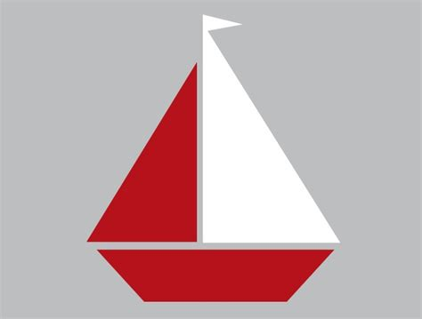 simple boat template 7 best images of sailboat template printable free simple