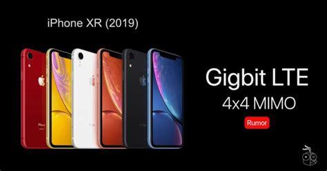 iphone xr ป 2019 คาดว าจะใช เสาร บส ญญาณ 4x4 mimo เหม อน iphone xs